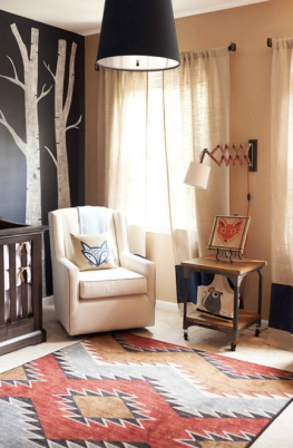 Woodland Nursery Inspiration Wishful Style Queen