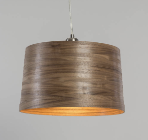 Not all nursery lampshades need to be baby-ish!
