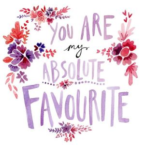 You are my favourite wishfulstylequeen