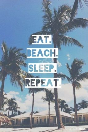 Eat beach