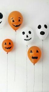 Halloween Balloons Wishful Style Queen